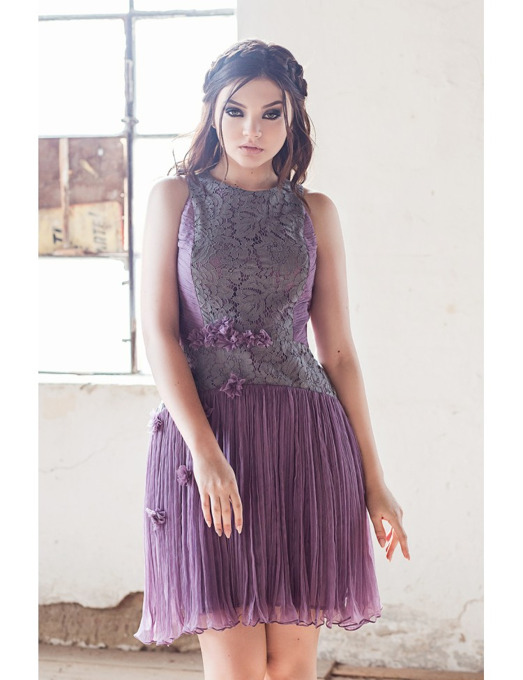 Rochie matase Madlyn